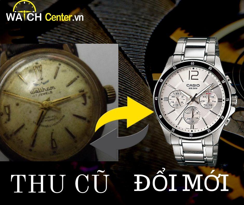 Mua bán đồng hồ cũ tại Mỹ Tho
